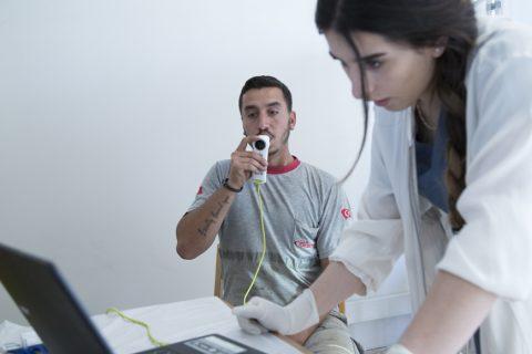 HEALTH SCANNING SERVICE